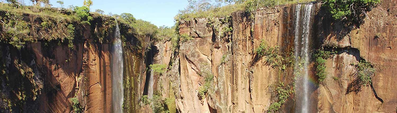 Viagem para Serra Gerais 1 canion encantado